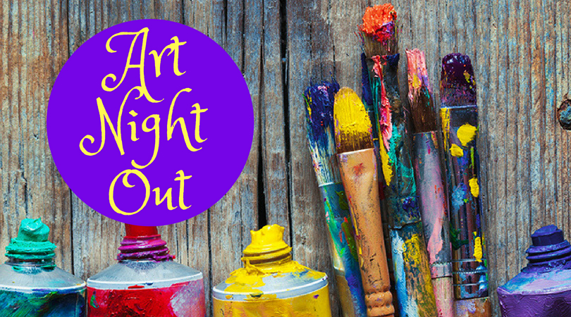 Parent and Child Art Night Out