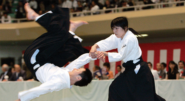 Aikido Martial Arts Classes