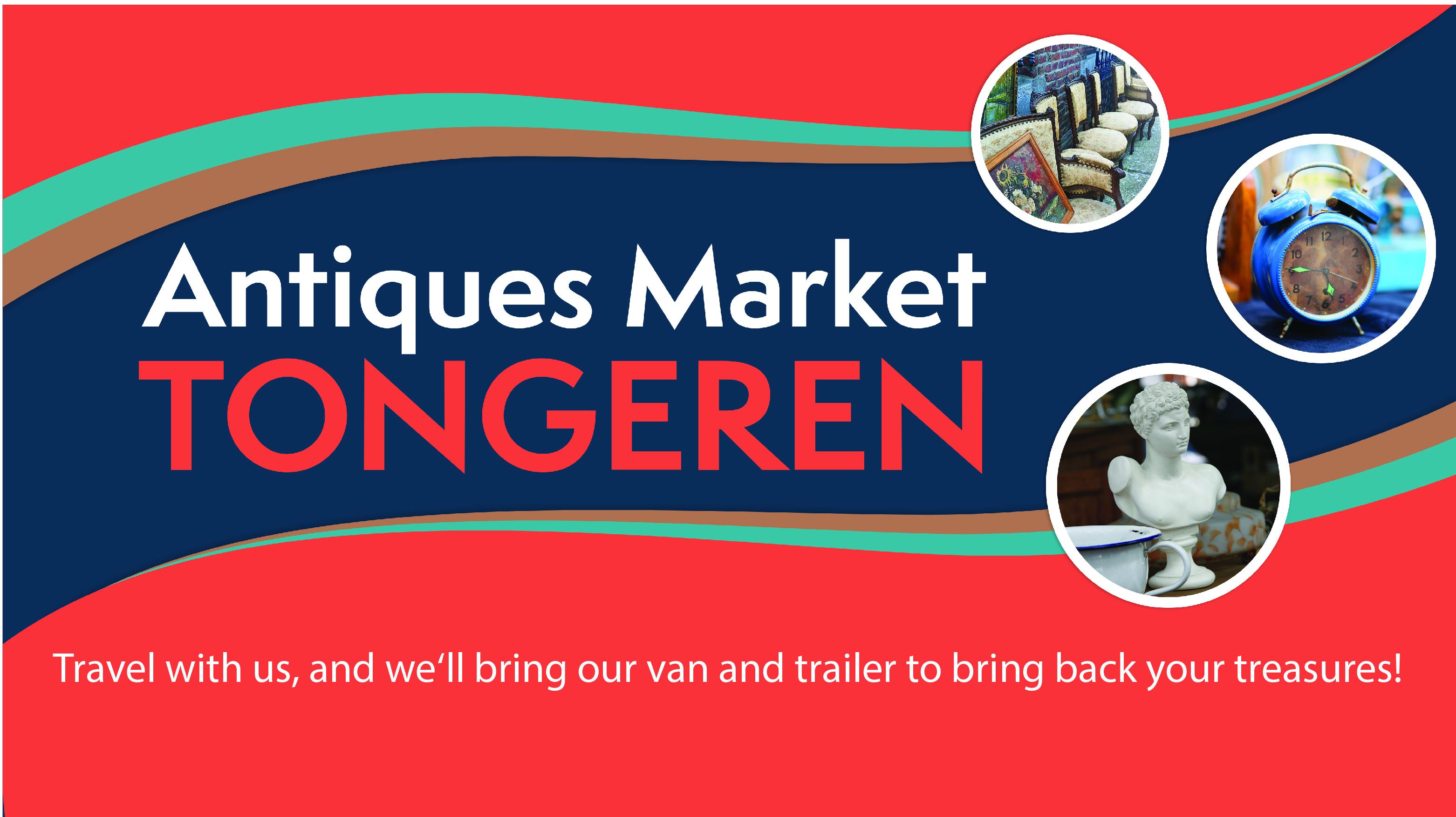 Tongeren Antiques Market