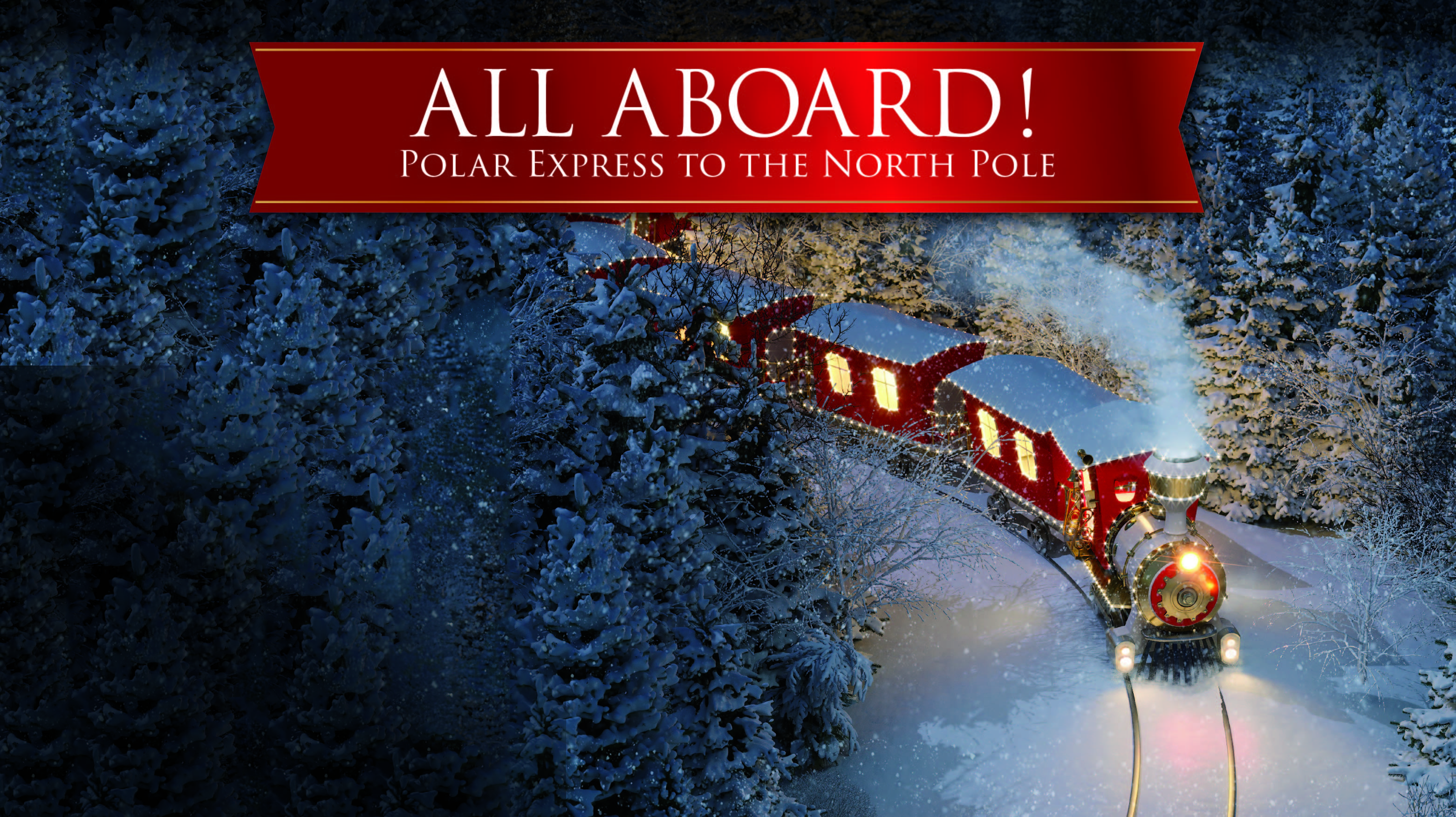 Polar Express to the North Pole