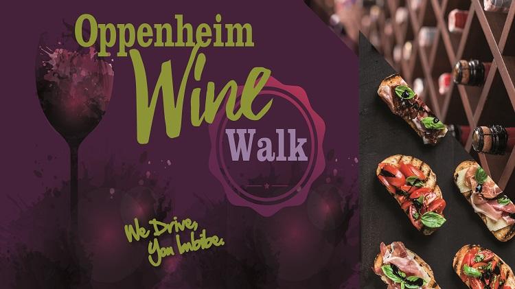 Wine Walk: Oppenheim