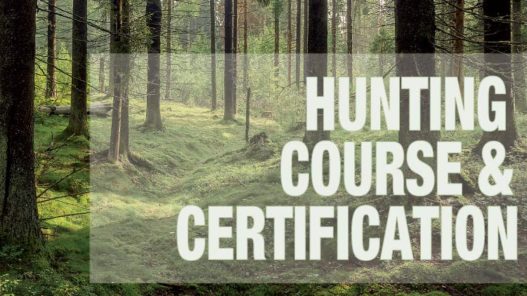 German Hunting Course