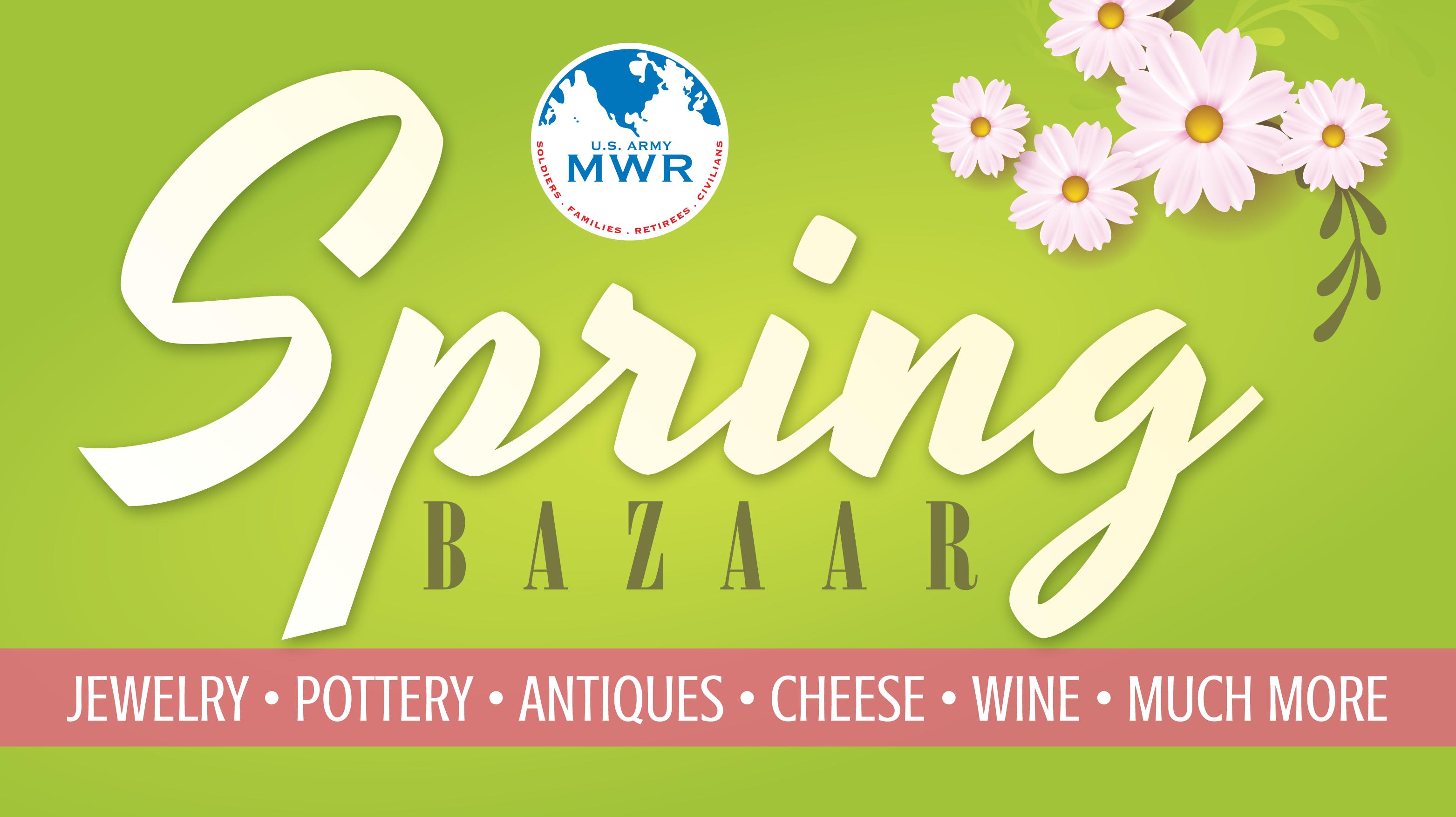 Spring Bazaar