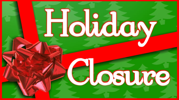 Holiday Operating Schedules 2018-2019