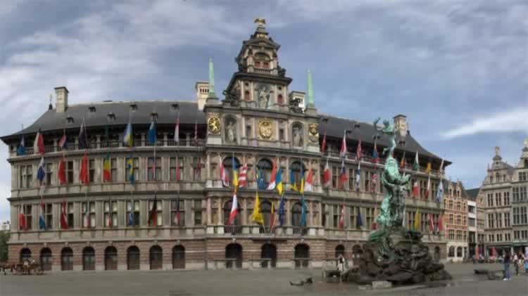 Antwerp Express and Belgian Beer Passion Festival