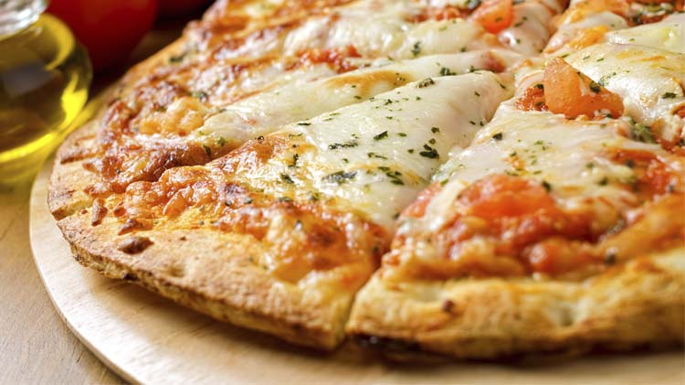 New York Style Pizza Now at Strikers!