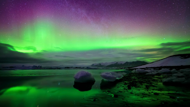 Thanksgiving Weekend in Iceland