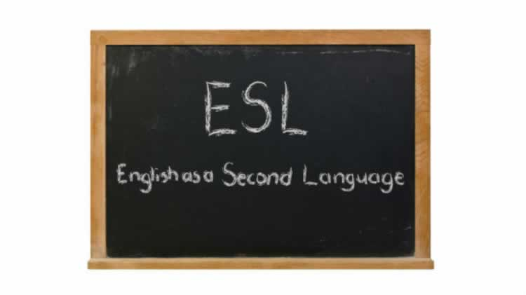 English as a Second Language (ESL) Level 1