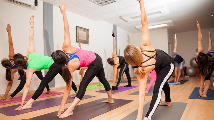 Gentle Flow Yoga