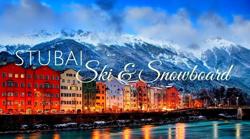 Stubai Ski and Snowboard Express