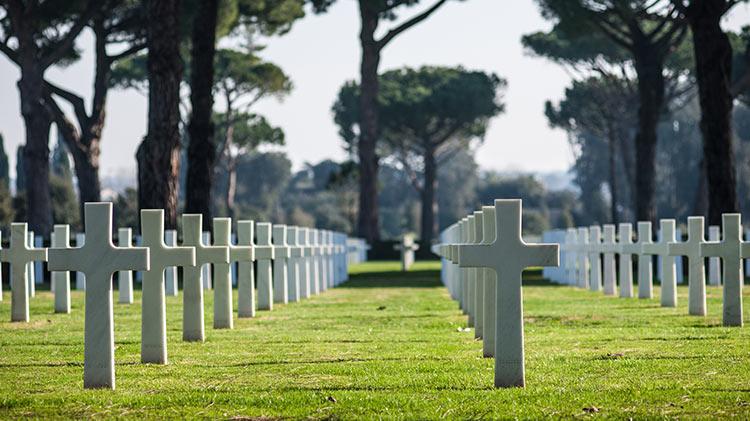 Trip to Belleau Woods Battlefield & American Memorial Ceremony