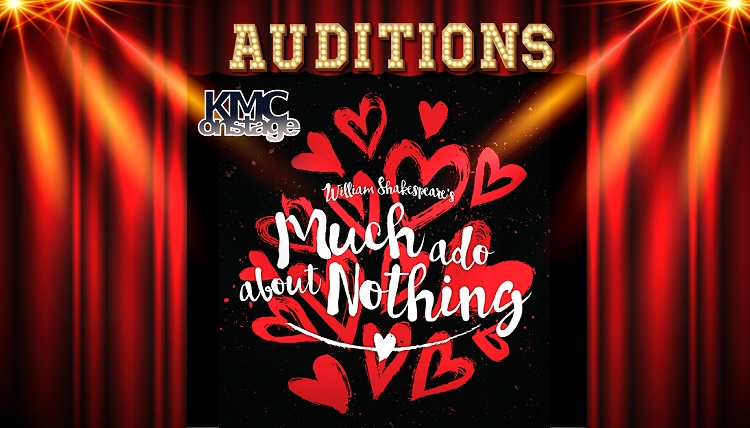 Auditions: Much Ado About Nothing