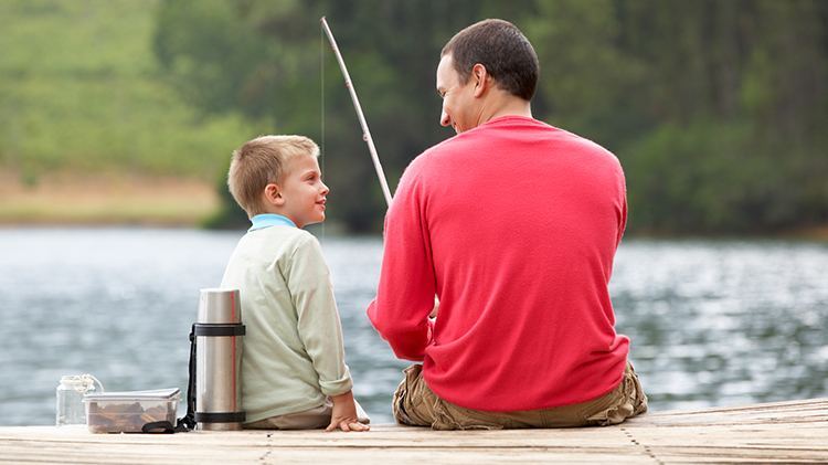 SKIESUnlimited: Youth Fishing