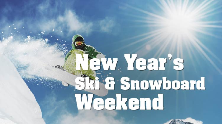 New Year's Ski & Snowboard Weekend in Austria