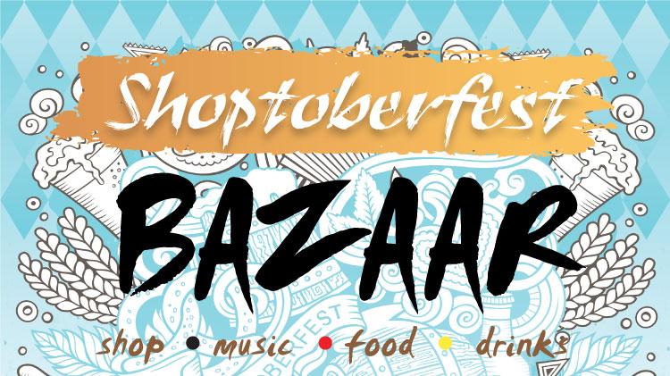 Shoptoberfest Bazaar