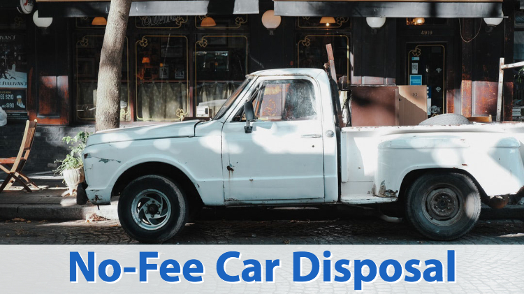 No-Fee Car Disposal
