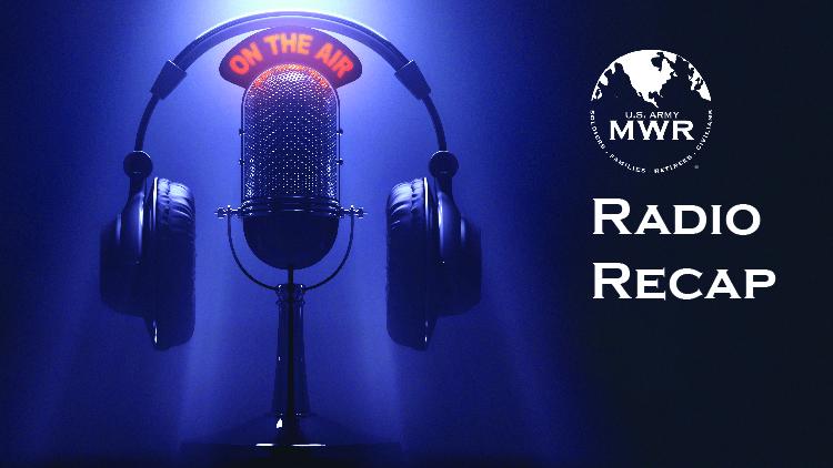 AFN Radio Recap: May 22
