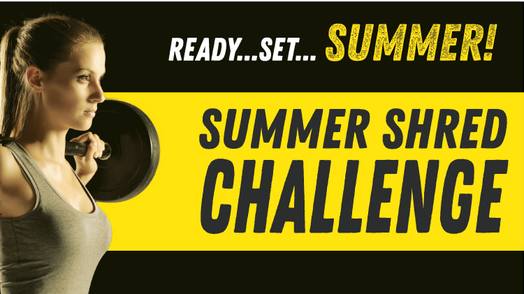 Summer Shred Challenge