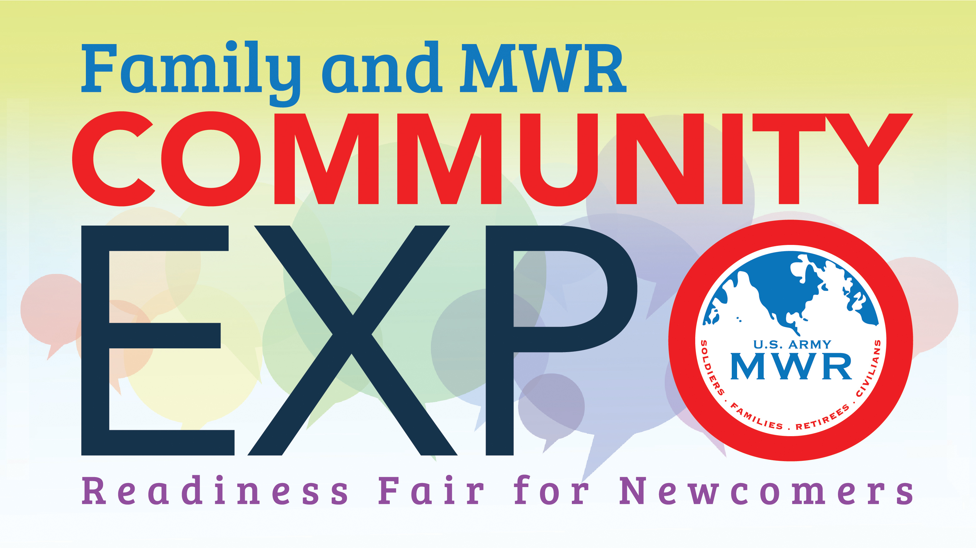 Family and MWR Community Expo