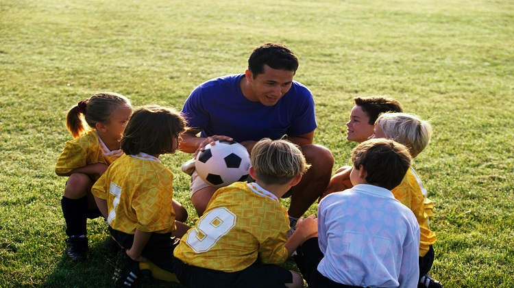 Fall Youth Sports Coach Applications Due July 15th!