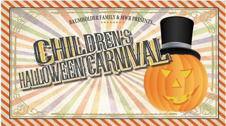 Children's Halloween Carnival