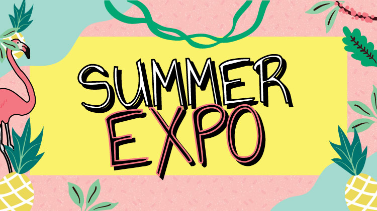 Community Expo: Summer Party