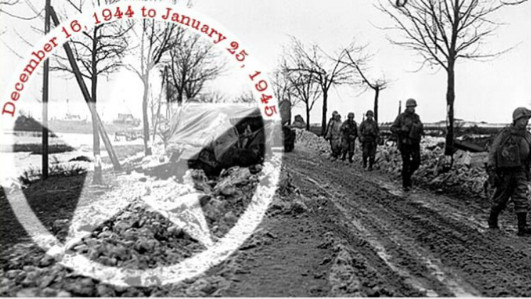 Bastogne Memorial March