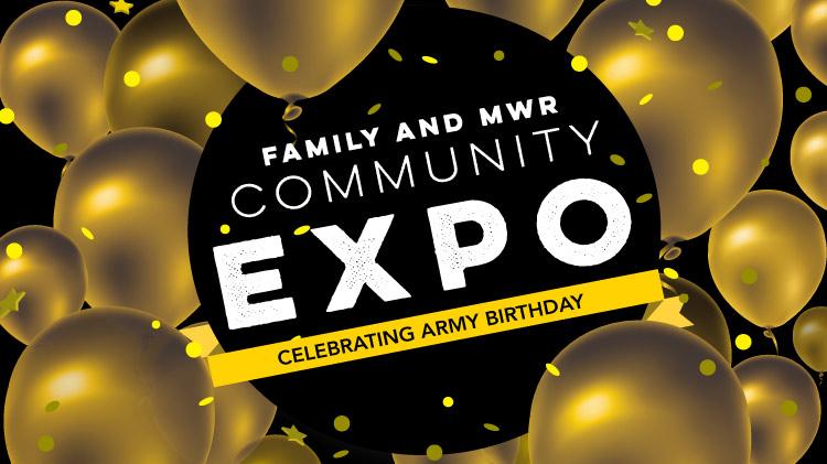 Community Expo: Celebrating Army Birthday