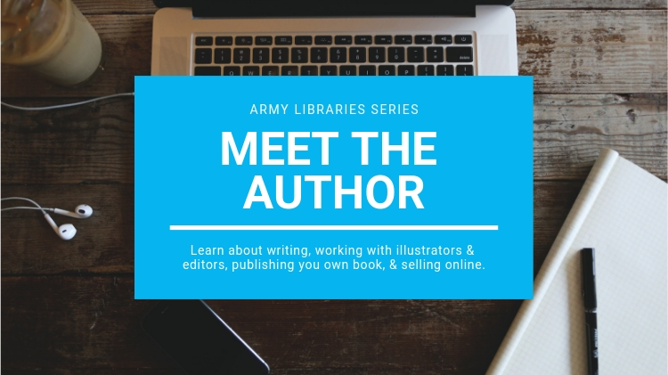Meet the Author: Erin Twamley