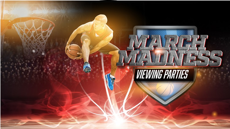 March Madness Viewing Parties