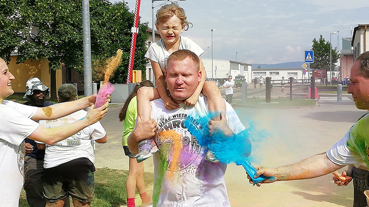 Summer Kick-Off Family Color Run
