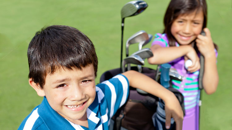SKIESUnlimited Youth Golf Program
