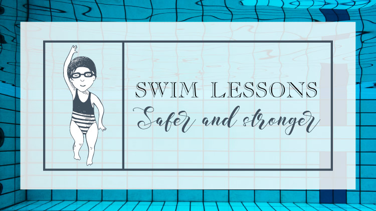 Parent and Child and Child Swim Lessons