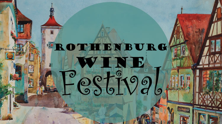 Rothenburg Wine Festival