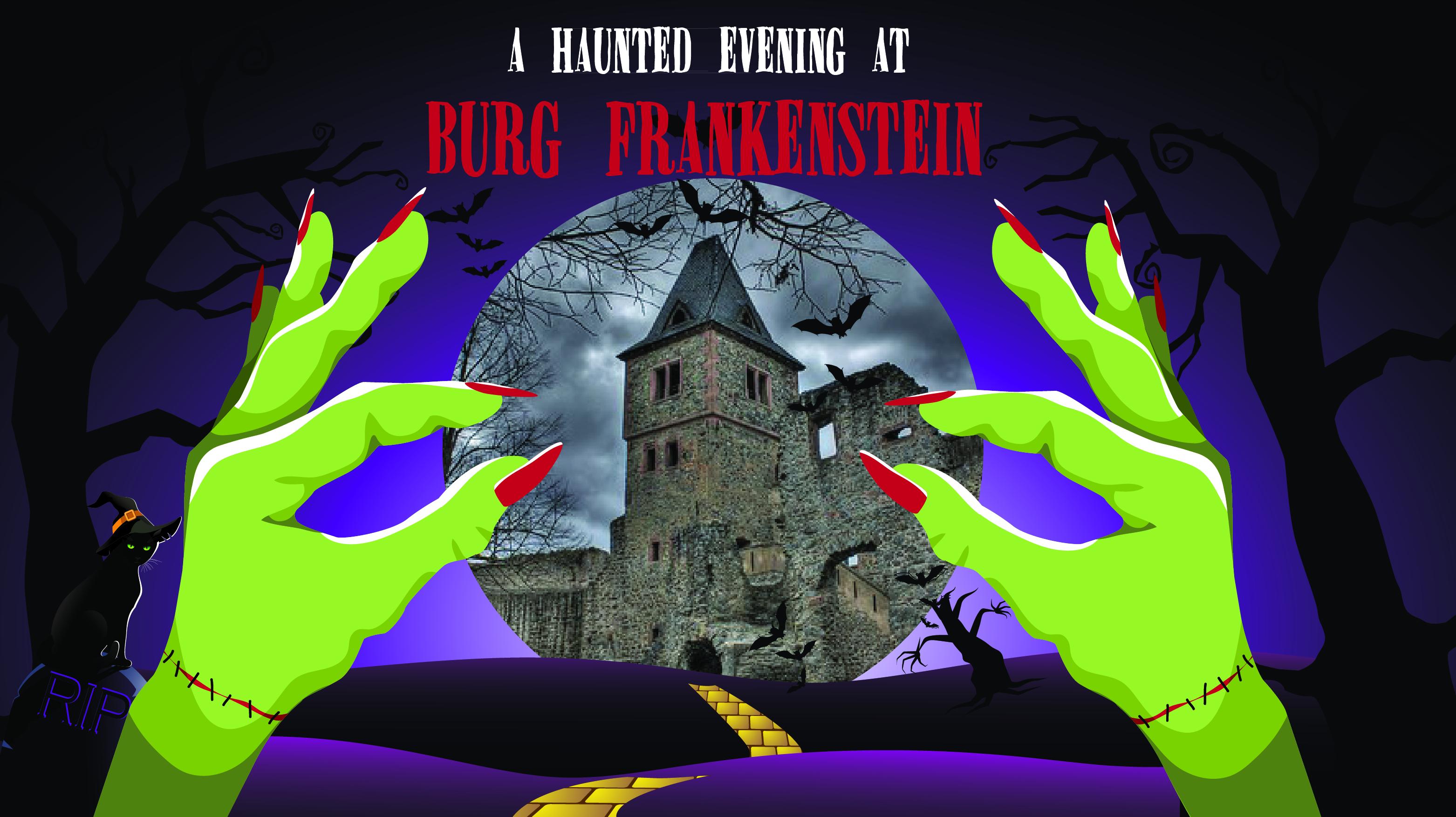A Haunted Evening at Burg Frankenstein