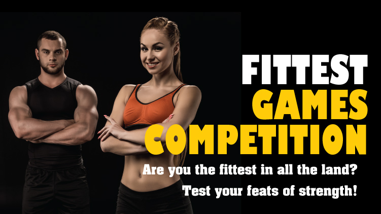 """Baumholder's """"Fittest"""" Games Competition"""
