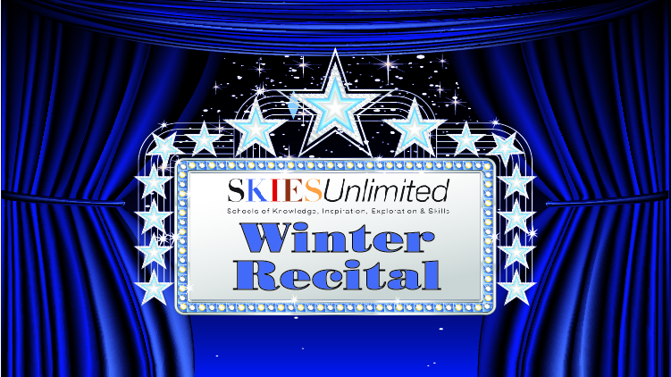 SKIESUnlimited Winter Recital