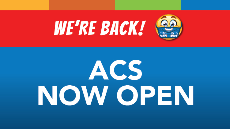 ACS Now Open
