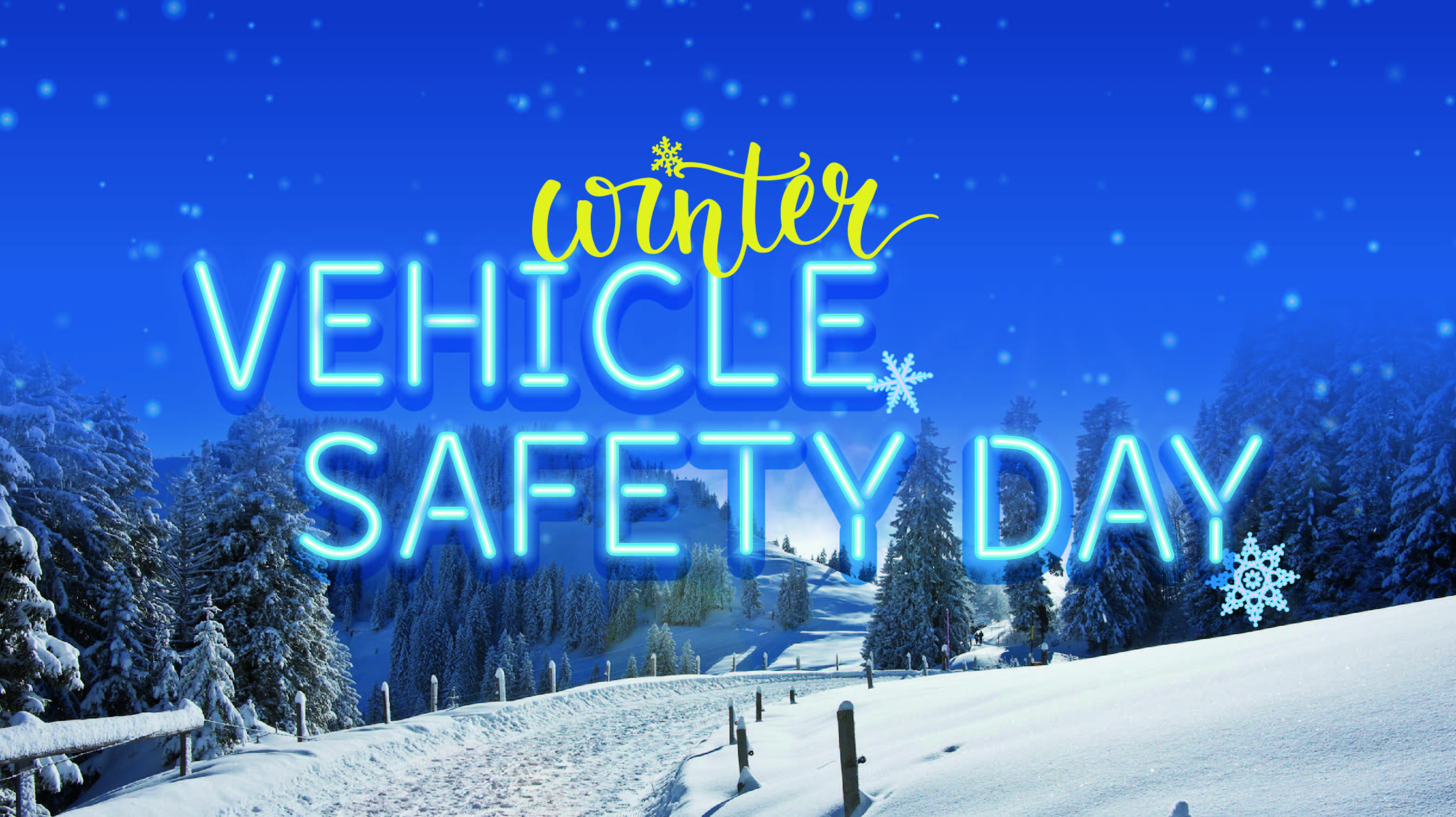 Winter Vehicle Safety Day