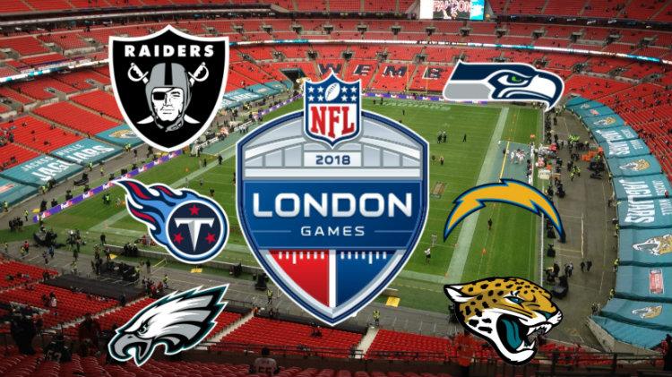 NFL in London - Seahawks vs. Raiders