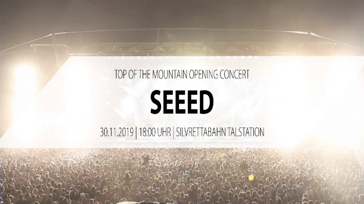 Ski Express Special - Ischgl Top of the Mountain Concert