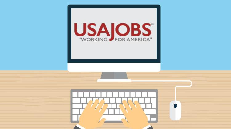 USA Jobs  Navigation