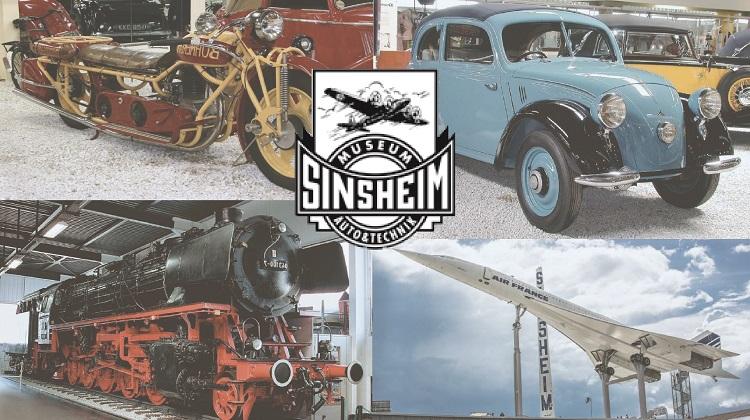 Sinsheim Technical Museum