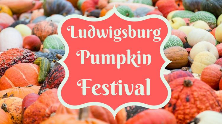 Ludwigsburg Pumpkin Festival