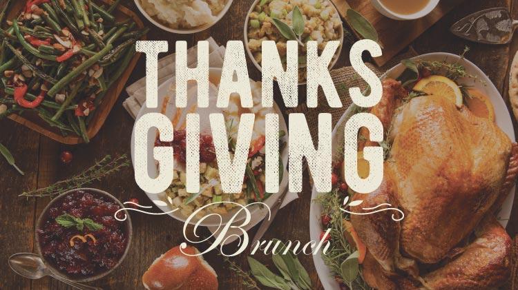 Thanksgiving Brunch