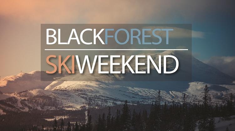 Black Forest Ski Weekend