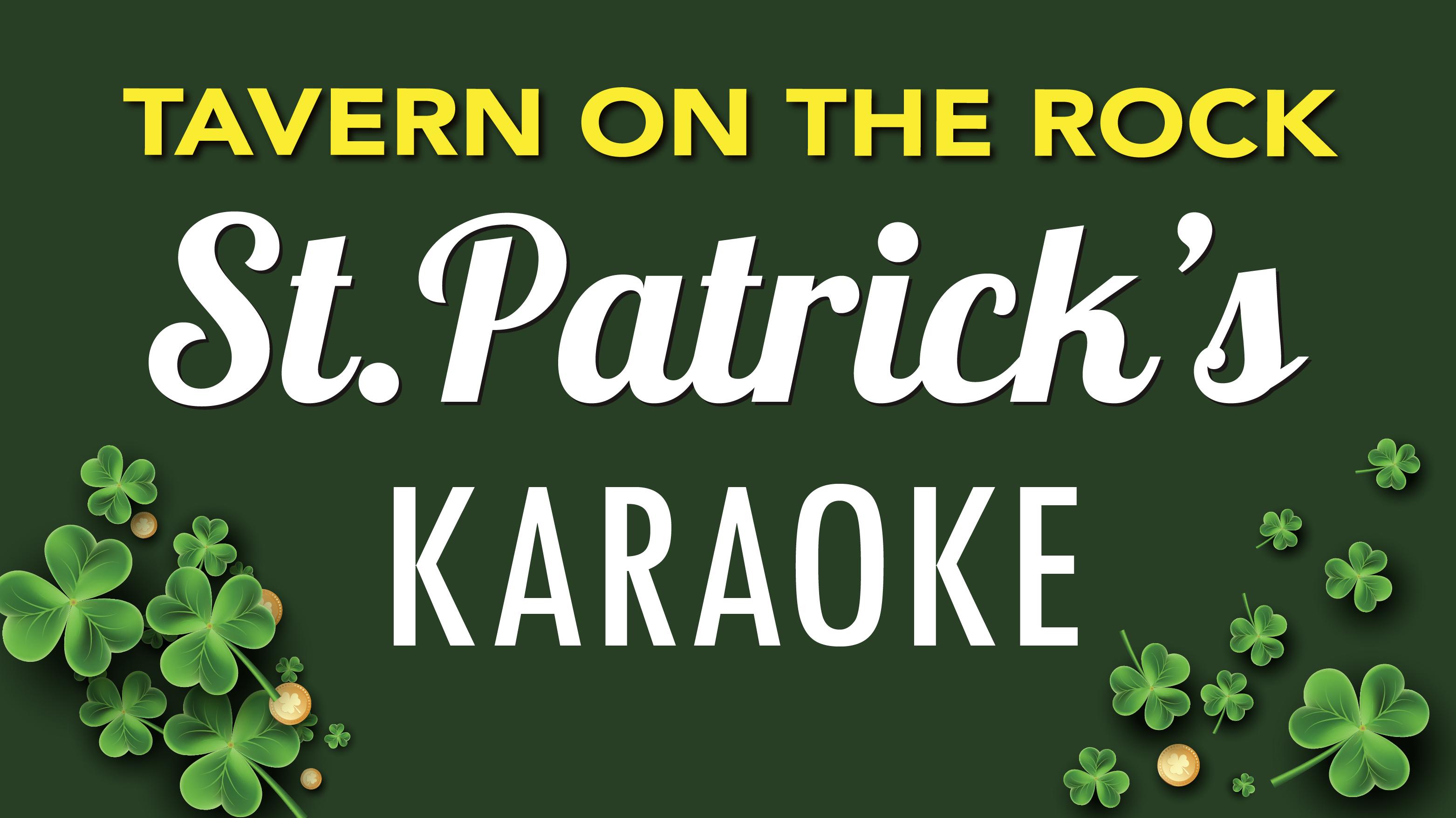St. Patrick's Karaoke Night