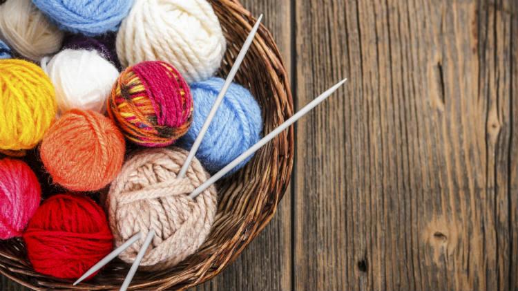 Knitting Skill Building