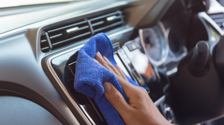 Vehicle Disinfection and Detailing Services