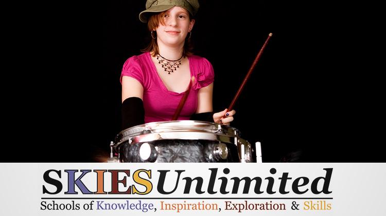 SKIESUnlimited: Drum Workshop